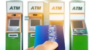 Maling koplak, usai bongkar ATM malah lupa bawa isinya