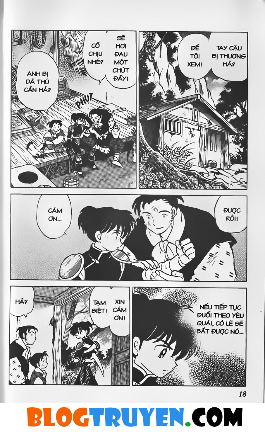 Inuyasha vol 37.1 trang 16