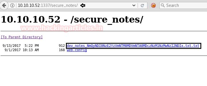Offshore Labs Hackthebox