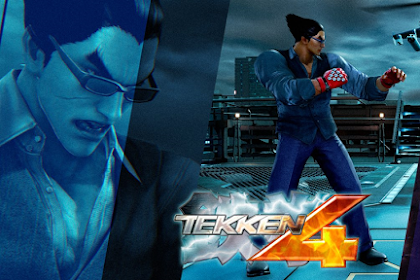 How to Free Download Game Tekken 4 for Computer PC or Laptop