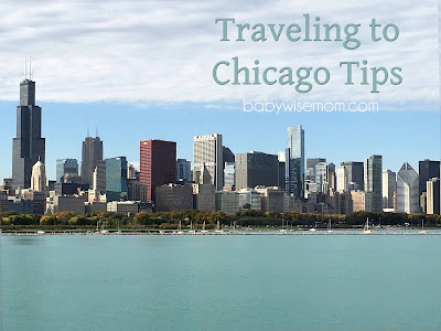 Traveling to Chicago Tips