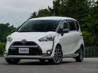 Paket Kredit Toyota Sienta Free Asuransi 1 Tahun ( Khusus Bulan Agustus 2016 )
