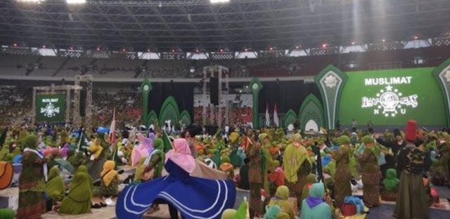 Yenny Wahid: Ibunda Presiden Jokowi Sering Ikut Pengajian Muslimat NU