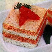 Resep Kue Cake Wortel Kukus
