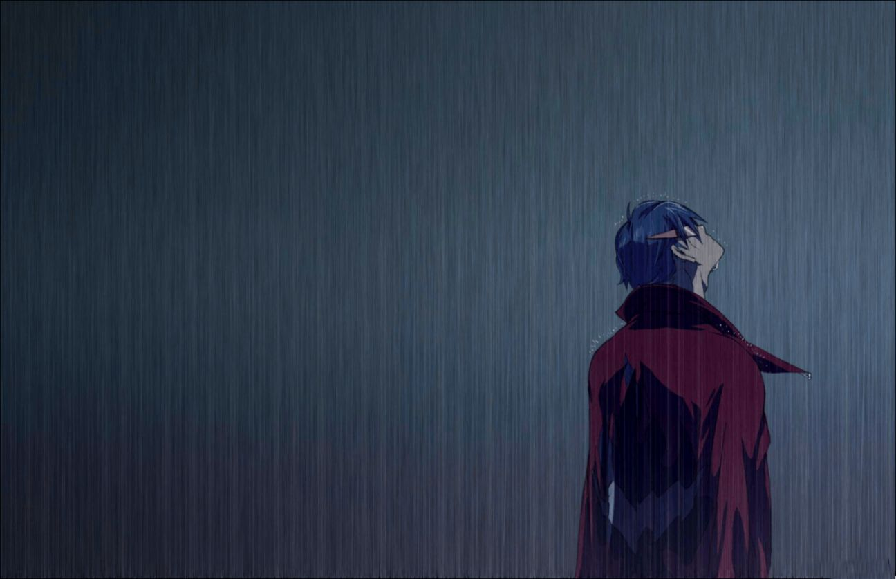 4000+ Wallpaper Anime Hd Sad  Paling Baru