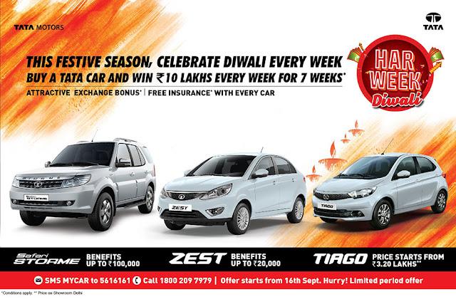 Tata Motors grand sales