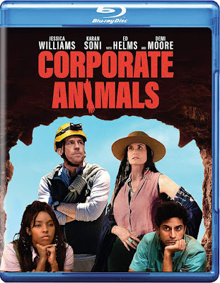 Corporate Animals 2019 Bluray