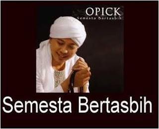 Lagu Opick Album Semesta Bertasbih Mp3 Full Rar Lengkap