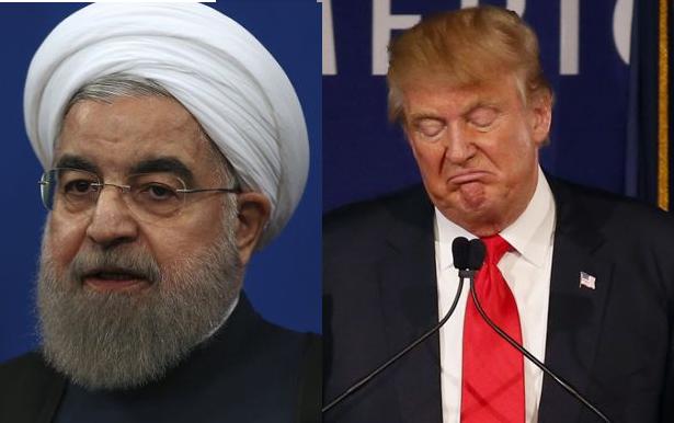 Risultati immagini per iran trump muslim ban