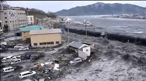 Tsunami-Japao