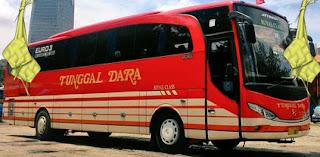Harga Tiket Lebaran 2016 Bus Tunggal Dara