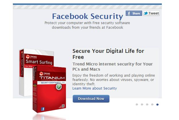 Trend Micro partners with Facebook for online security