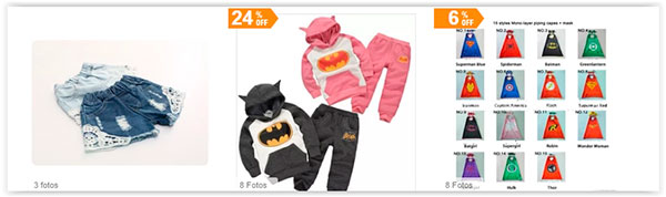 Baby Clothes and Children dhgate