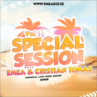 SPECIAL SESSION VOL.1 (EMEA & CRISTIAN TOMAS)