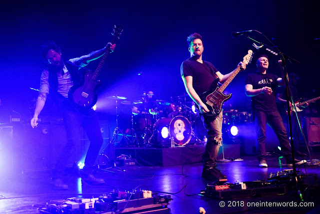 I Mother Earth and Finger Eleven joint encore at The FirstOntario Concert Hall on May 18, 2018 Photo by John Ordean at One In Ten Words oneintenwords.com toronto indie alternative live music blog concert photography pictures photos