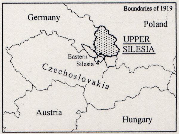Big Blue 1840-1940: Upper Silesia