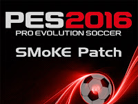 Patch PES 2016 Terbaru dari SMoKE Patch 8.5 AIO