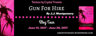 Gun For Hire by J.J. Montgomery – Spotlight + Giveaway