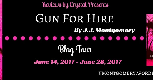 Interview: Gun For Hire by J.J. Montgomery