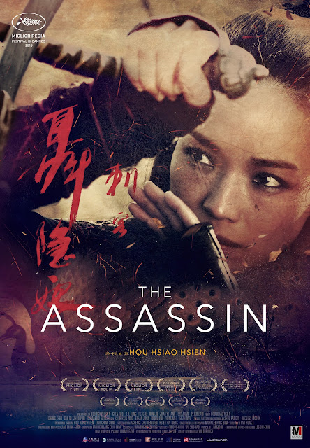 The Assassin Poster Italiano
