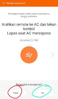 Cara setting Xiaomi redmi note 3 pro menjadiadi Remote AC split
