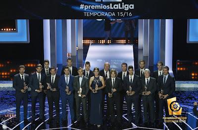 Premios LFP 2015/2016