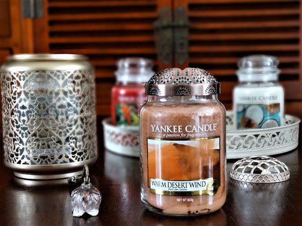 Warm Desert Wind de Yankee Candle