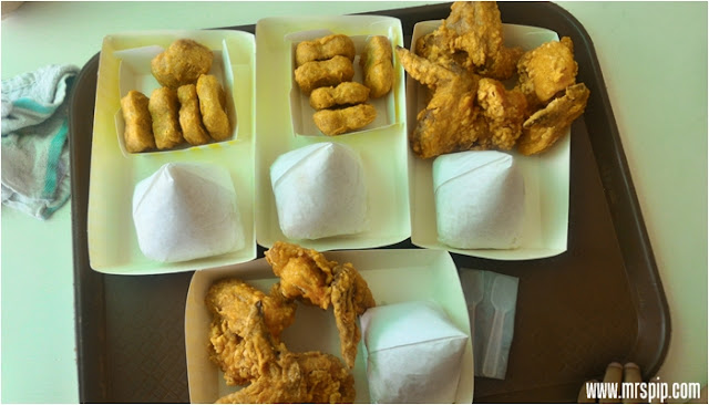 Review makan di Uncle Jack Fried Chicken
