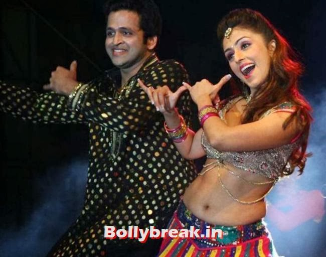Aarti Chhabria performing at The Country Club, Bahrain, Country Club New Year Bash 2014