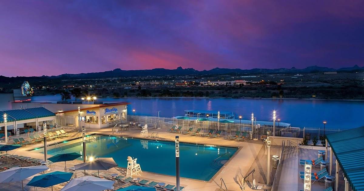 Laughlin Buzz New Aquarius Resort Pool Opens