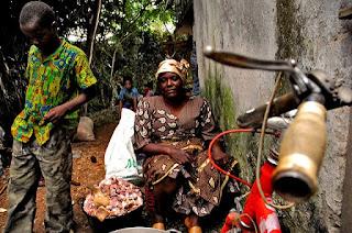 Cameroon family