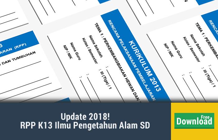 Update RPP K13 IPA SD
