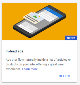 In-feed Ad
