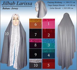 Jilbab syar'i panjang super jumbo murah berkualitas