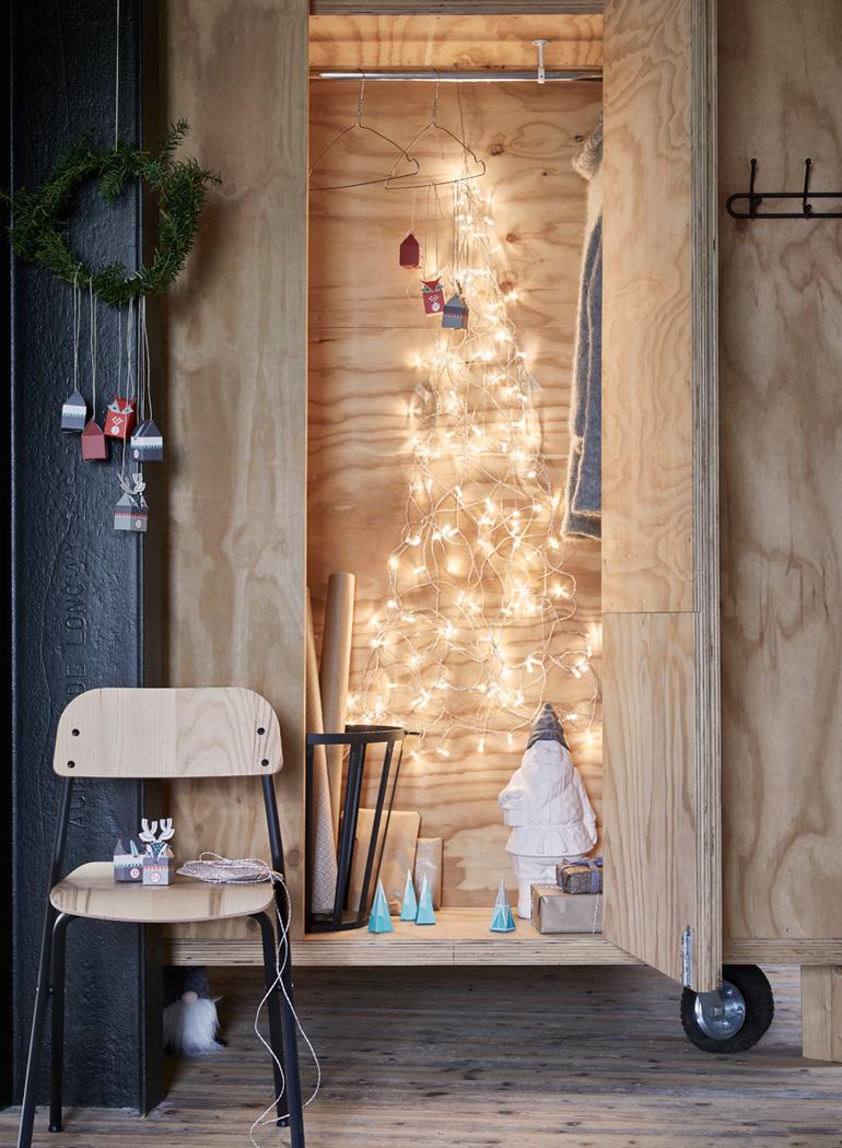 navidad-ikea-calendario-adviento-luces