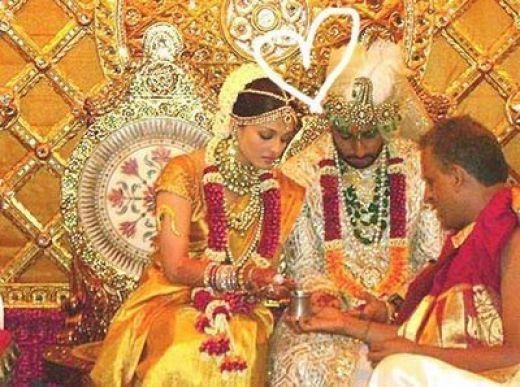 Wedding Pictures Wedding Photos Aishwarya Rai Wedding