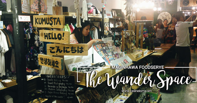 wander space maginhawa review