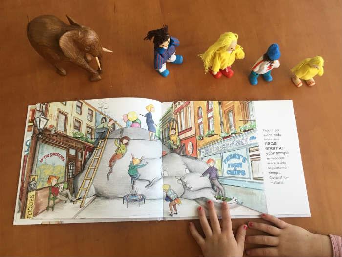 educación emocional niños cuentos curso, libro ¡Estoy aquí!, emonautas