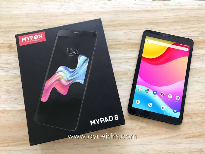 MYPAD 8 Review