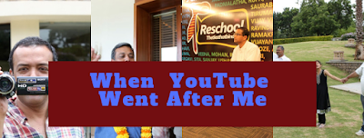 WHEN YOUTUBE WENT AFTER ME - hguy.blogspot.com