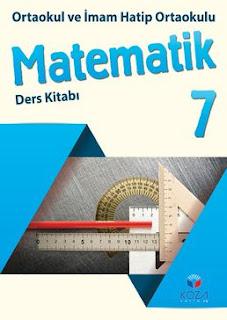 7. Sınıf Matematik Koza Yayınları Ders Kitabı Cevapları