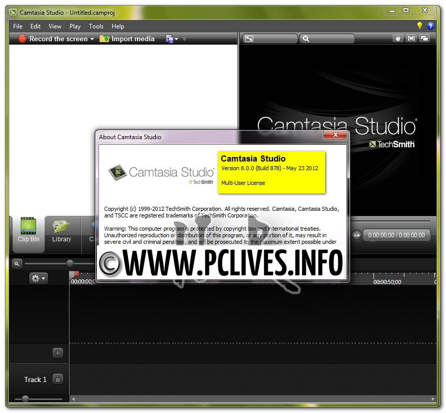 techsmith camtasia studio 8.0.1 build 897