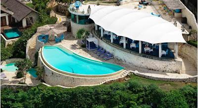 Karma Kandara Restaurant dan Hotel