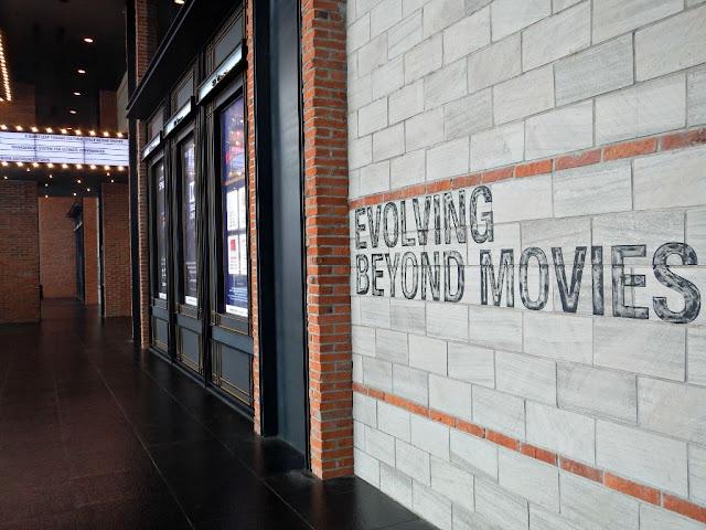 Pintu masuk CGV Blitz
