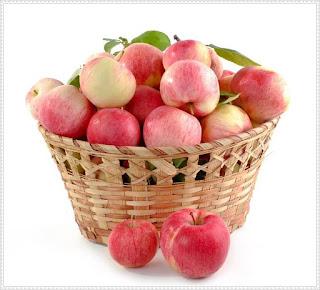 maçã é saúde