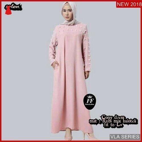 VLA191C39 Model Dress Cony Ff Murah BMGShop