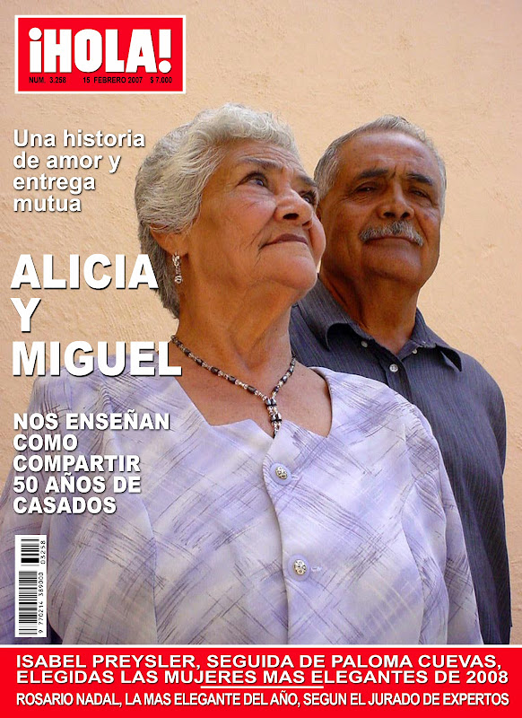 Revista HOLA Plantilla de photoshop para editar custom toolbar DESCARGAR
