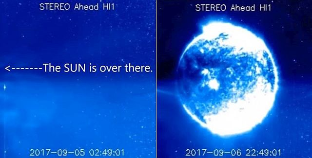 NIBIRU News ~  Weird Hologram Planet appears on NASA's Stereo Ahead HI1 Satellite plus MORE Hologram%2Buniverse%2Bplanet-like%2Bholgraphic%2Bdisplay%2Bsun