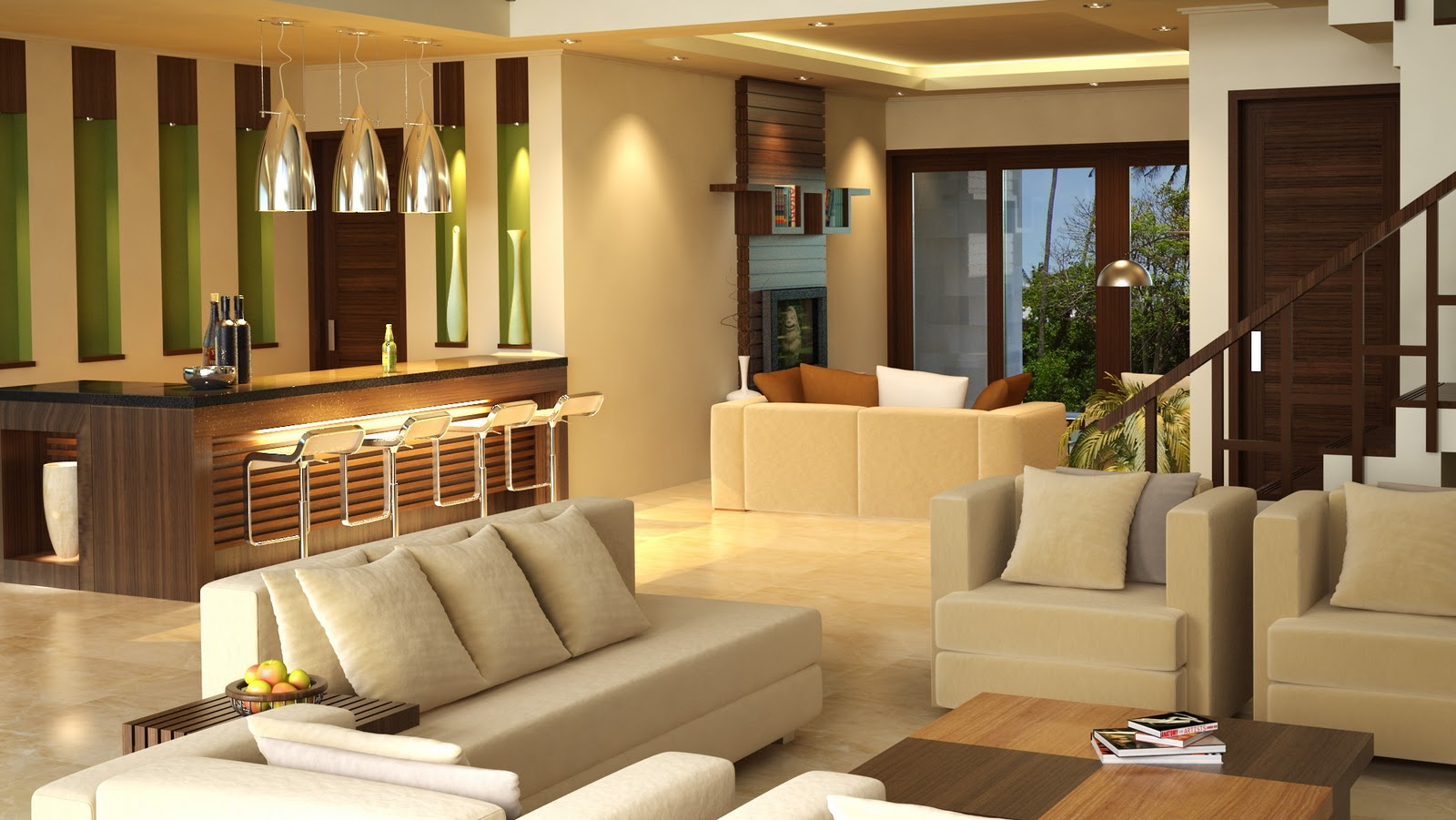 Desain Interior Rumah Minimalis Modern REFERENSI RUMAH