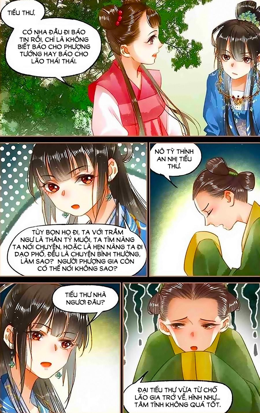 Thần Y Đích Nữ Chap 94 - Trang 6